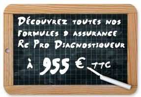Presentation assurance diagnostic immobilier